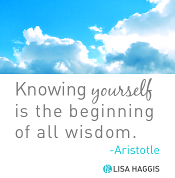 Knowing yourself is the beginning of all wisdom. - Aristotle